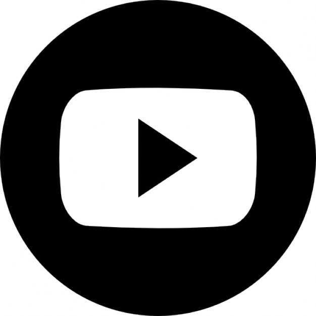 sociale-youtube-cerchio_318-26588